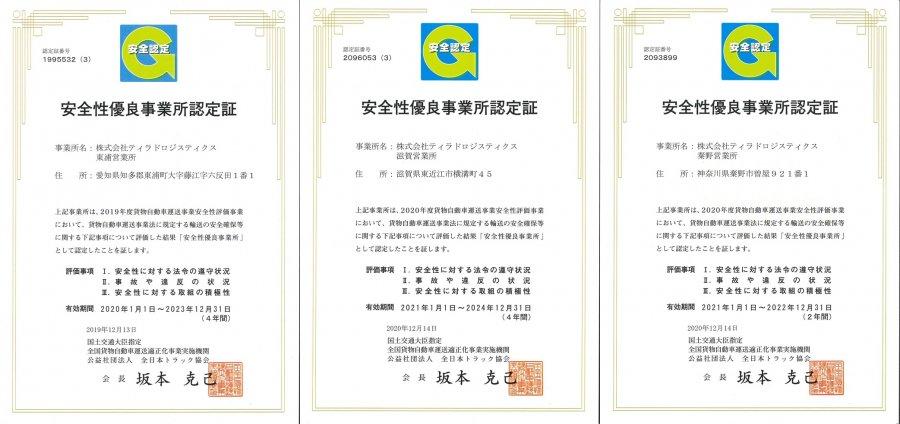 (2)Gマーク(適正化事業)
