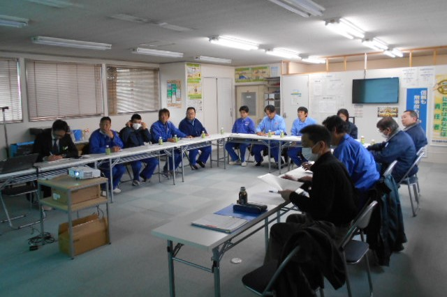 (1)研修会