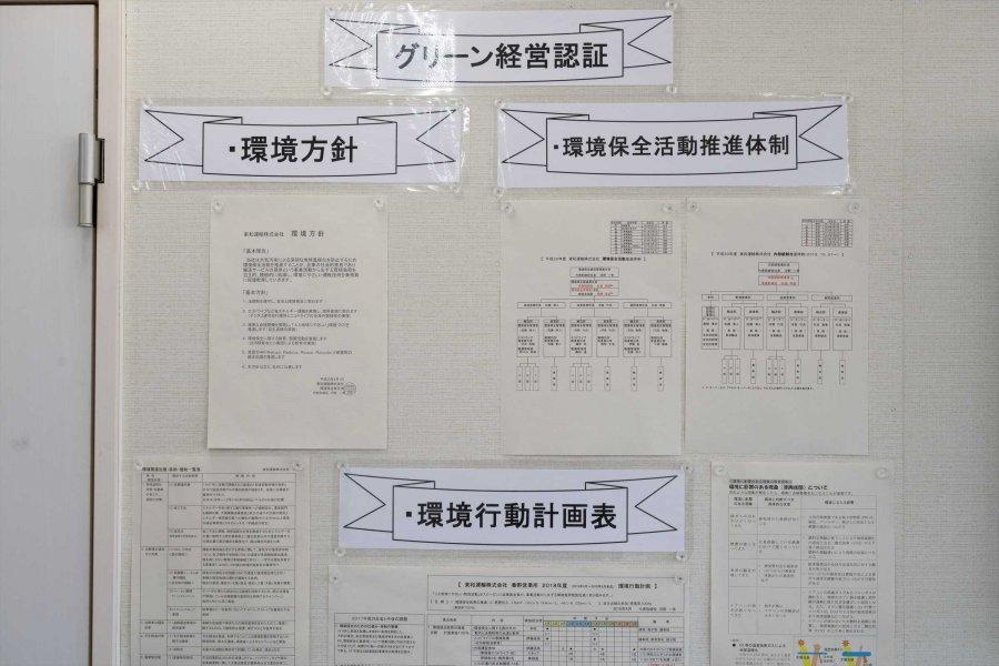(1)環境方針